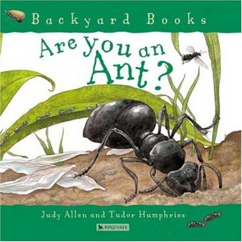 Are You an Ant?   2004 edition cover