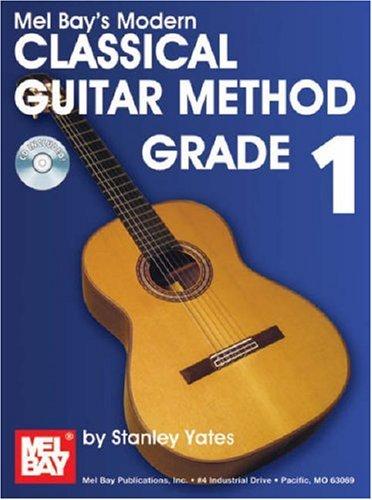 Modern Classical Guitar Method, Grade 1   2008 edition cover
