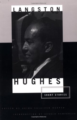 Short Stories of Langston Hughes  N/A edition cover