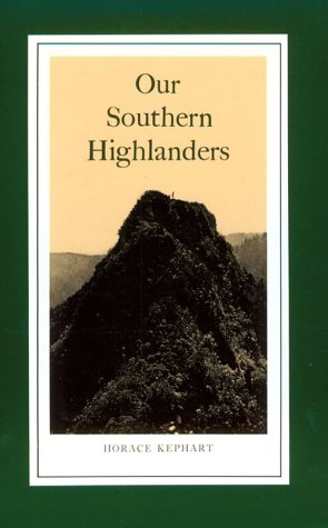 Our Southern Highlanders  Reprint edition cover