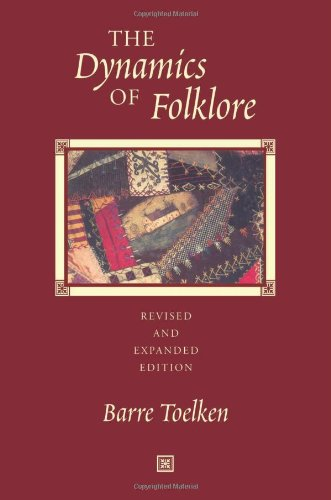 Dynamics of Folklore   1996 (Revised) edition cover