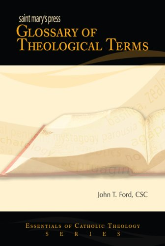 Glossary of Theological Terms  2006 edition cover