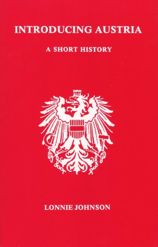 Introducing Austria A Short History 2nd 2014 (Reprint) edition cover