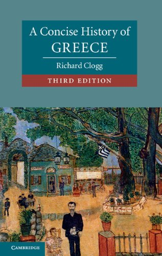 Concise History of Greece  3rd 2013 (Revised) edition cover
