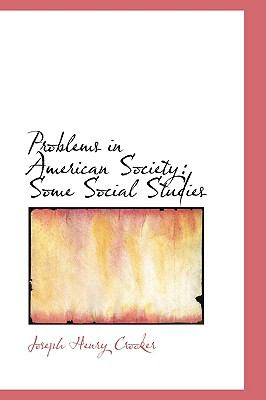 Problems in American Society : Some Social Studies  2009 edition cover