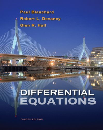 Differential Equations  4th 2011 9781133109037 Front Cover