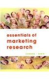 Essentials of Marketing Research  5th 2013 edition cover