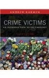 Crime Victims: An Introduction to Victimology  2015 edition cover