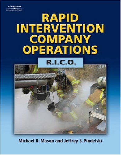 Rapid Intervention Company Operations (R. I. C. O. )   2006 9781401895037 Front Cover