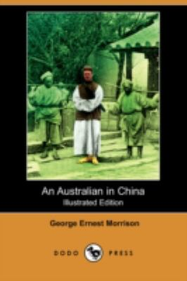 An Australian in China:   2008 9781406577037 Front Cover