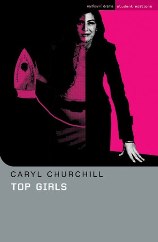 Top Girls   2008 edition cover