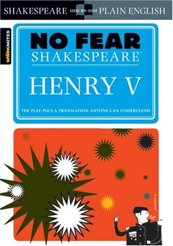 Henry V   2004 edition cover