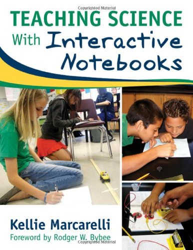 Teaching Science with Interactive Notebooks   2010 edition cover