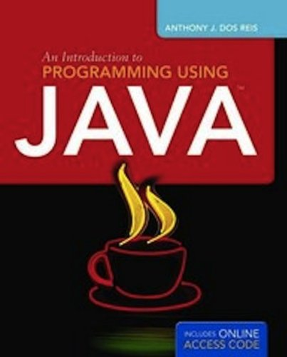 Introduction to Programming Using Java   2012 edition cover