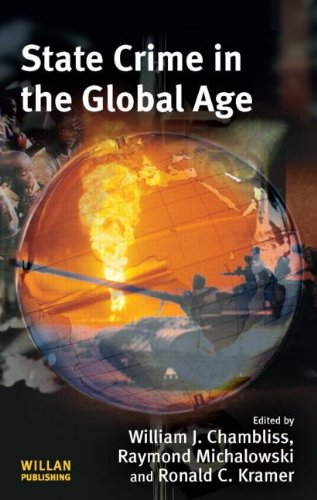 State Crime in the Global Age   2010 9781843927037 Front Cover