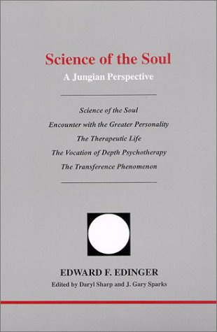 Science of the Soul A Jungian Perspective  2002 edition cover