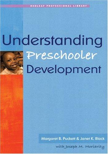 Understanding Preschooler Development   2006 edition cover