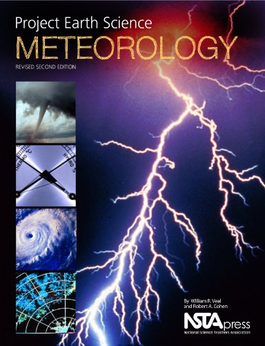 Project Earth Science, Revised 2nd Edition Meteorology 2nd 2011 edition cover
