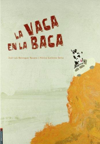 La vaca en La Baca/ The cow in La Baca:  2008 edition cover