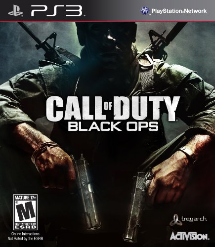 Call of Duty: Black Ops - Playstation 3 PlayStation 3 artwork