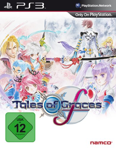 Tales of Graces F - Day One Edition PlayStation 3 artwork