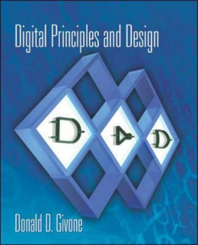 Digital Principles and Design   2003 edition cover
