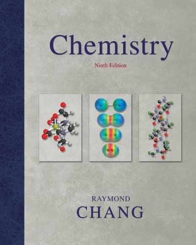 Chemistry  9th 2007 (Revised) edition cover