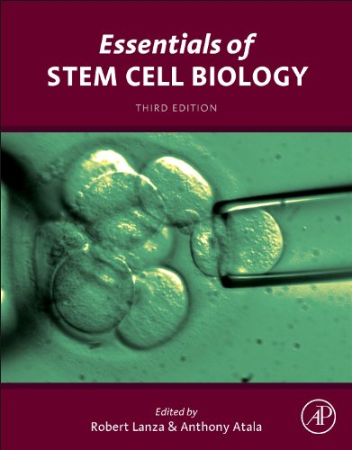 Essentials of Stem Cell Biology  3rd edition cover