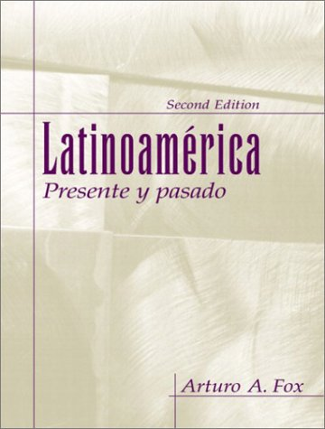 Latinoamerica Presente y Pasado 2nd 2003 edition cover