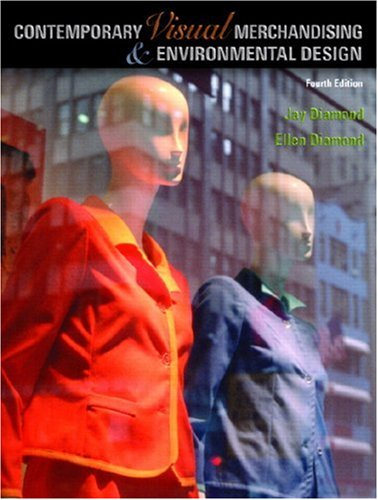 Contemporary Visual Merchandising and Environmental Design  4th 2007 (Revised) edition cover