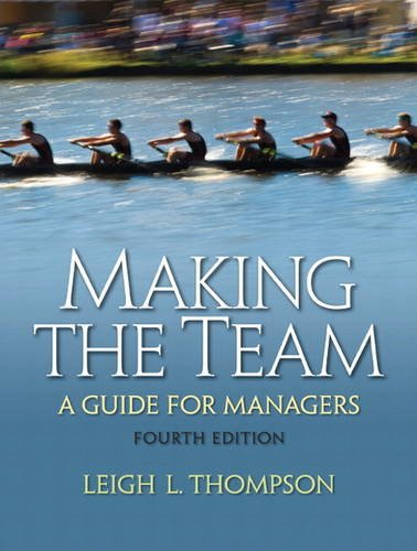 Making the Team  4th 2011 (Revised) edition cover