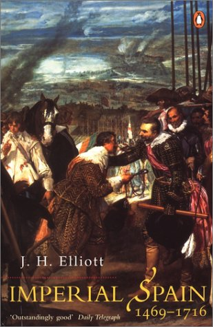 Imperial Spain, 1469-1716  2nd 2002 (Revised) edition cover