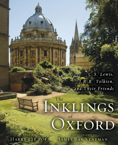 Inklings of Oxford   2008 edition cover