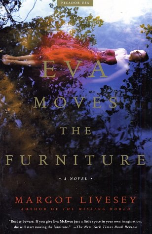 Eva Moves the Furniture A Novel  2002 (Revised) edition cover