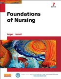 Foundations of Nursing  7th 2015 edition cover