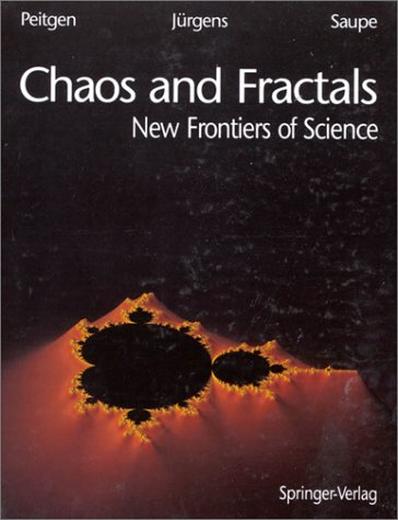 Chaos and Fractals New Frontiers of Science  1993 edition cover