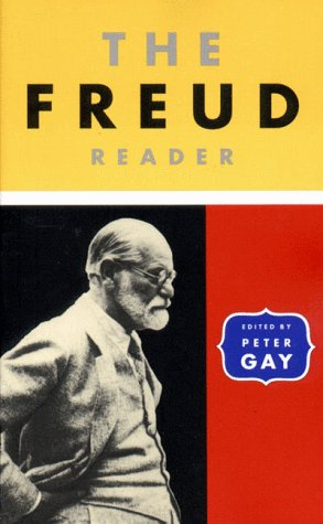 Freud Reader   1995 (Reprint) edition cover