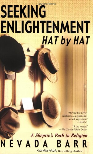 Seeking Enlightenment Hat by Hat A Skeptic's Path to Religion N/A edition cover