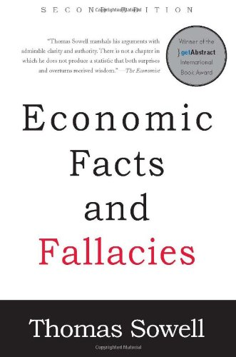 Economic Facts and Fallacies  2nd 2011 edition cover