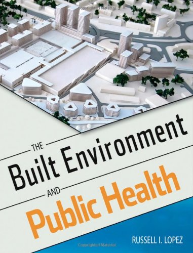 Built Environment and Public Health  2nd 2012 edition cover
