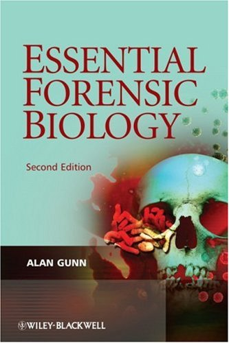 Essential Forensic Biology  2nd 2009 edition cover
