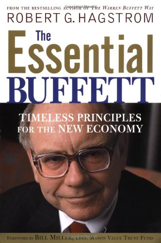 Essential Buffett Timeless Principles for the New Economy  2001 edition cover