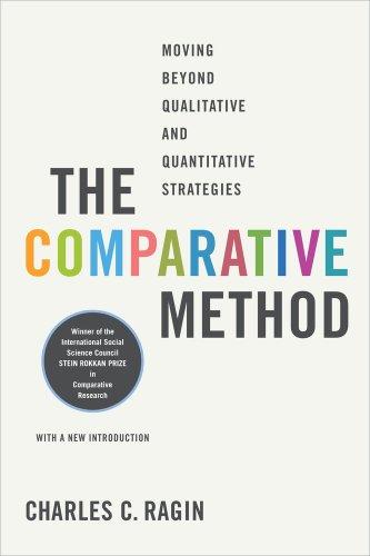 Comparative Method Moving Beyond Qualitative and Quantitative Strategies  2013 (Revised) edition cover
