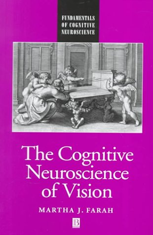 Cognitive Neuroscience of Vision   2000 edition cover