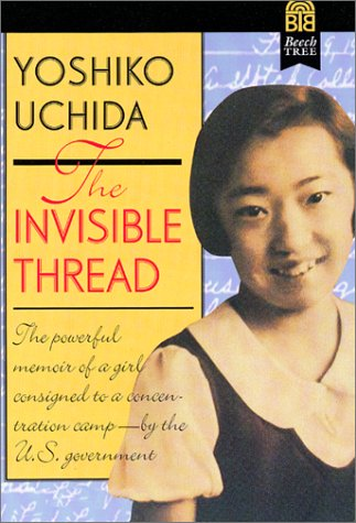Invisible Thread : An Autobiography 1st edition cover