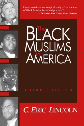 Black Muslims in America  3rd 1994 (Revised) edition cover