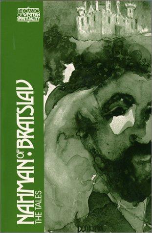 Nahman of Bratslav, the Tales N/A edition cover