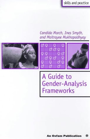 Guide to Gender-Analysis Frameworks   1998 edition cover