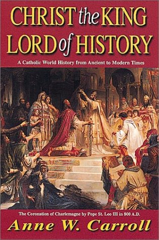 Christ the King, Lord of History  N/A edition cover