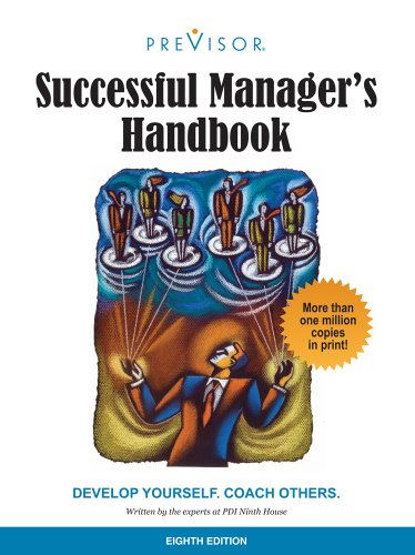 Successful Manager's Handbook  8th 2010 edition cover
